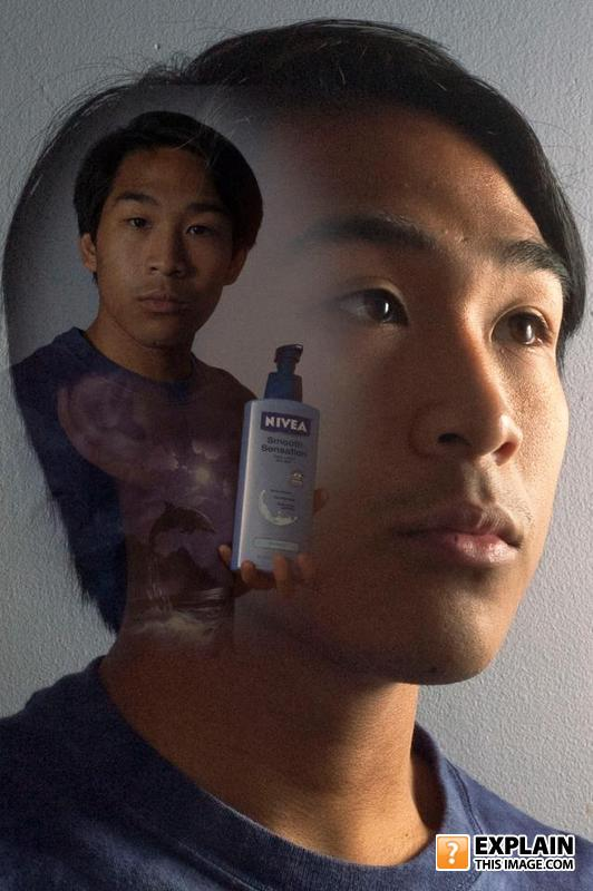 - Your skin will be as smooth as an asian boy starin