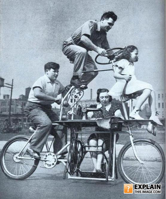 Sewingbike