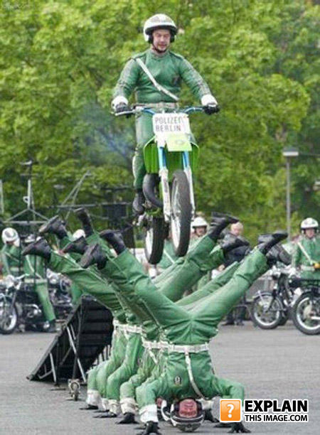 - Green Man Group Fail...