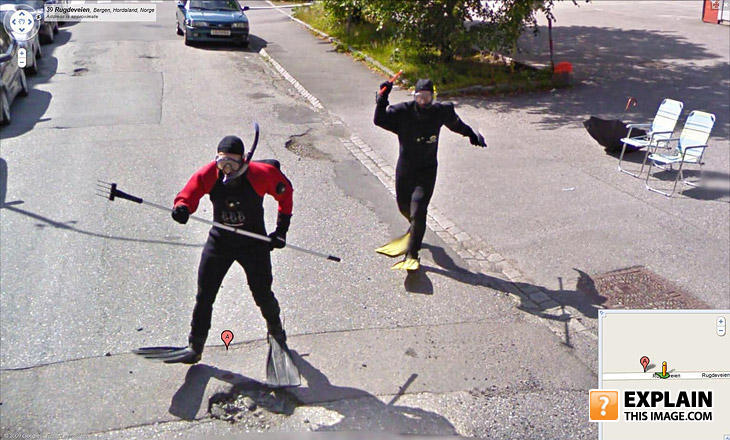 - LOL! its from google maps XD