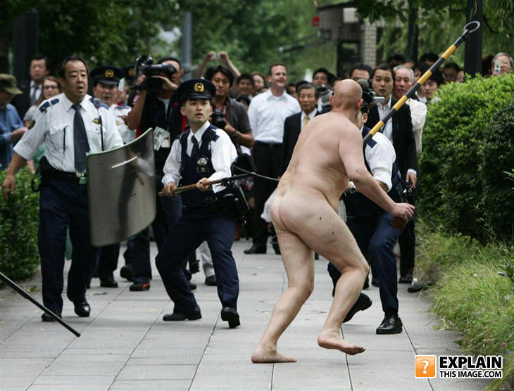 - White men in China get no respect