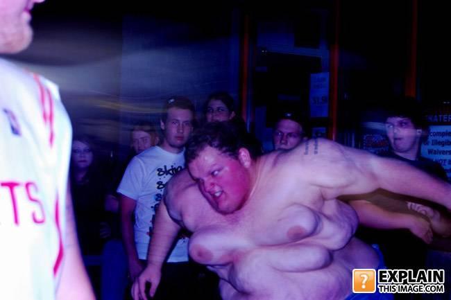- It's the Michelin man